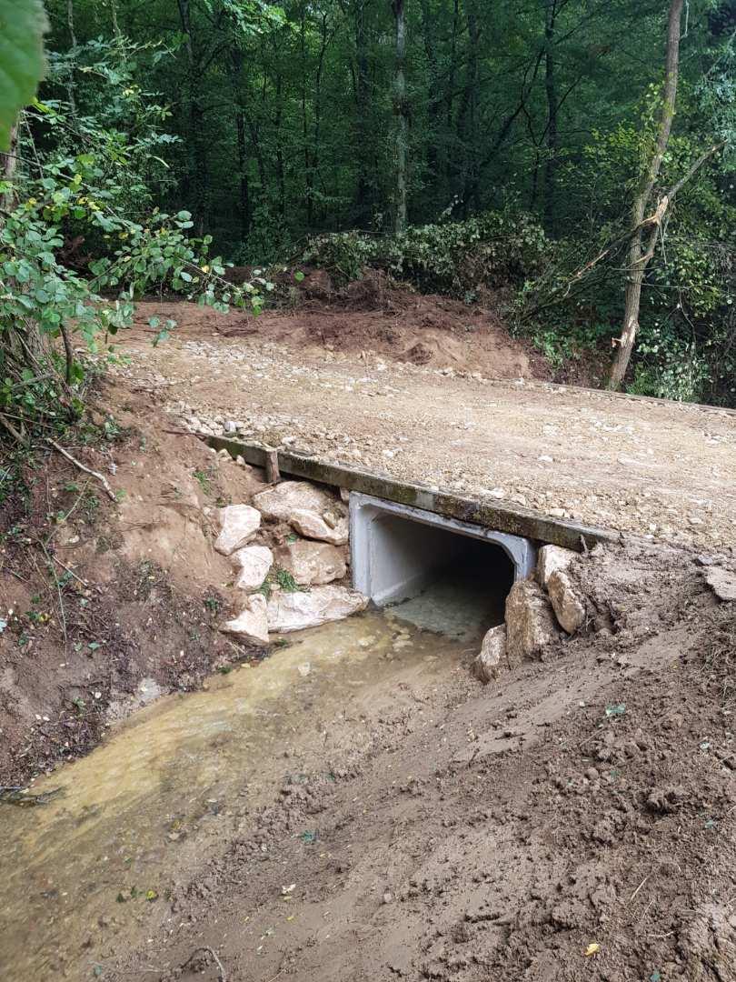 Resized 20190926 105511 608 - Réalisation d'un Aqueduc pour l'évacuation des Eaux Pluviales